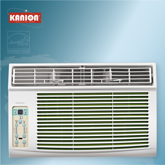 Window Type Air Conditioner with Energy Star®